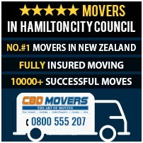 Movers Hamilton City Council