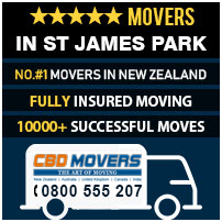 Movers st james park