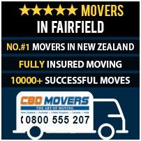 Movers Fairfield