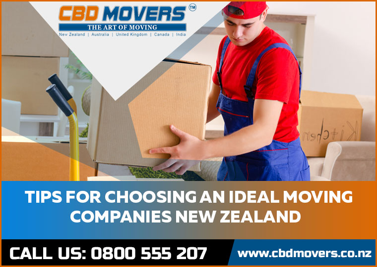 Moving Companies New Zealand